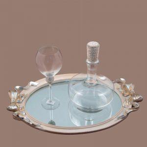 Σετ γάμου καράφα ποτήρι SK1041780