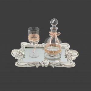 Σετ γάμου καράφα ποτήρι SK2501580-SP2500650