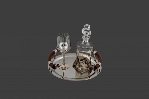 Σετ γάμου καράφα ποτήρι SK7131980-SP8130680
